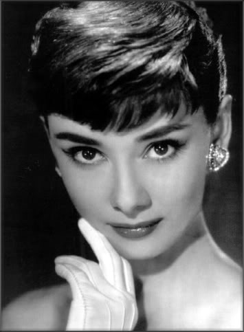 Audrey Hepburn, movie star