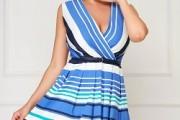 rochie de casa casual lejera