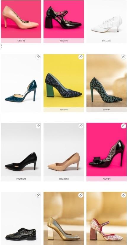 pantofi fashion days 2021