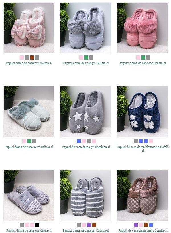 papuci casa