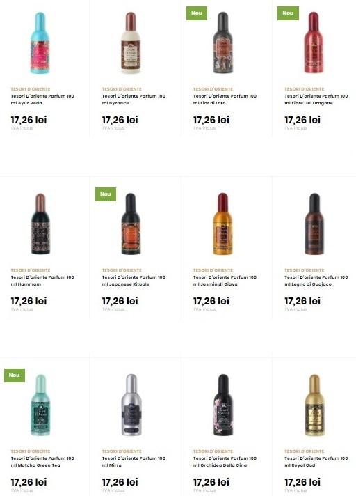 parfumuri ieftine femei si barbati