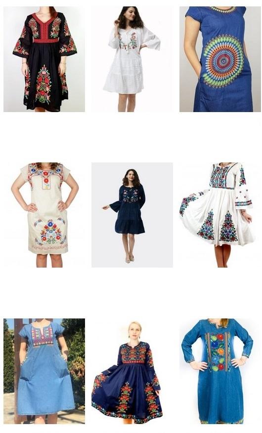 rochii traditionale romanesti