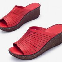 papuci piele naturala articol